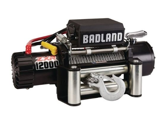 Badland ZXR 12000 lb. Weather Resistant Electric Winch