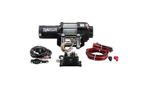 Traveller 2500LB winch reviews