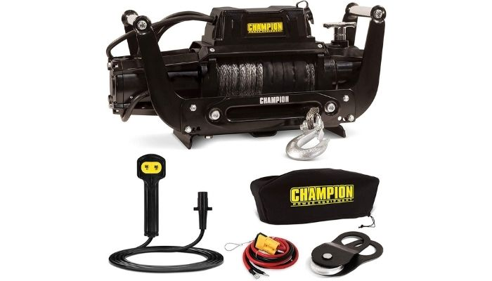 Champion Winch Review
