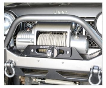 how to install synthetic rope on warn winch
