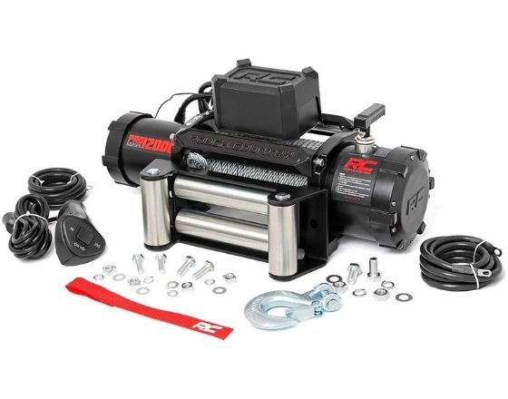 Rough Country Winch Reviews