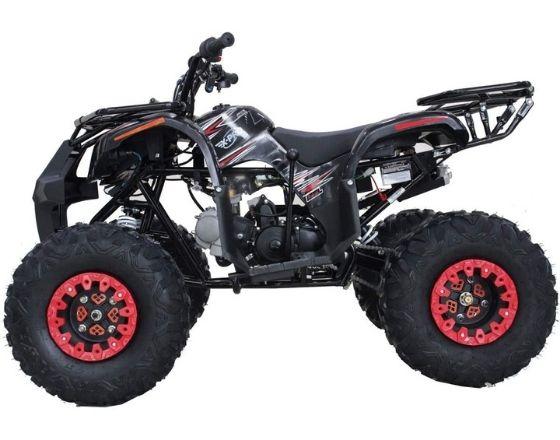 x pro 125cc atv review
