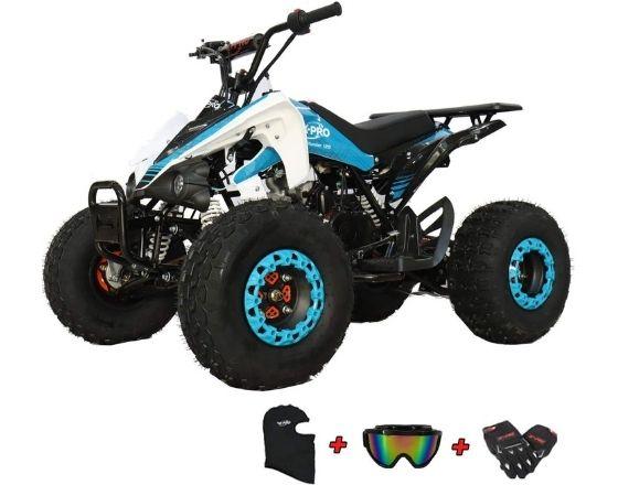 X-PRO Thunder 125 125cc ATV Quad Youth 4 Wheeler