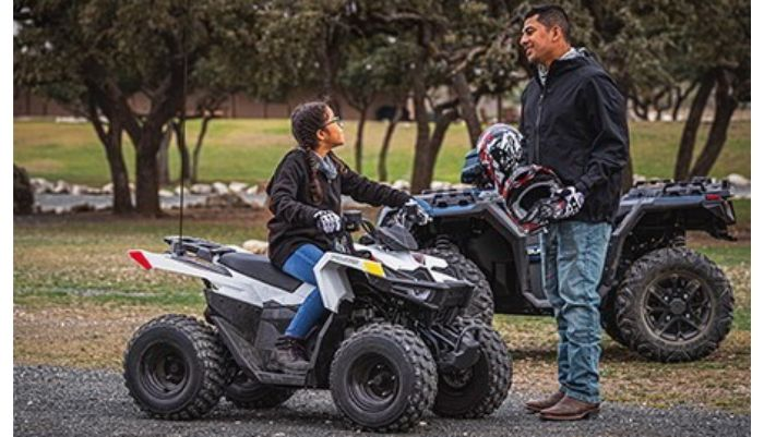125cc ATV for your kids - is it safe