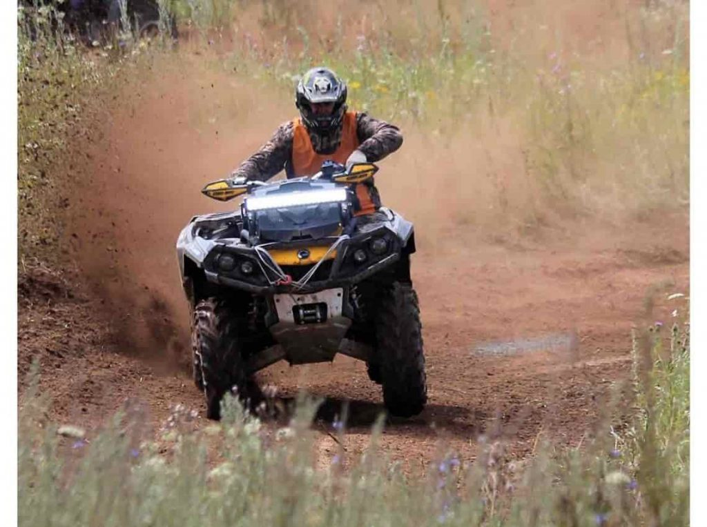 150cc atv top speed
