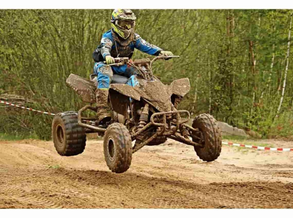 Ways to make the 150cc four wheelers faster